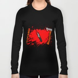 Zombie apocalypse - starter pack Long Sleeve T-shirt