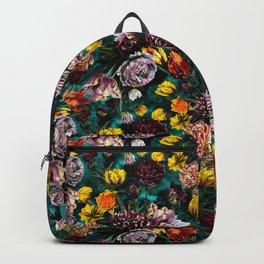 Botanical Multicolor Garden Backpack