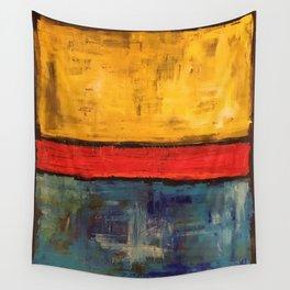 Primary Rothko Wall Tapestry