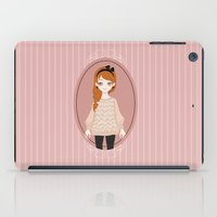 lucy iPad Cases featuring Lucy by Ruxi Li