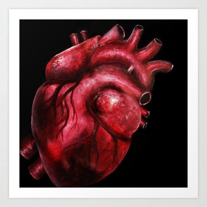 Why I aorta (II) Art Print
