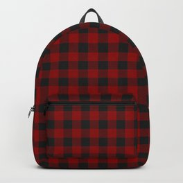 Clan MacGregor Tartan Backpack