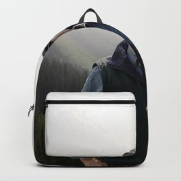 Portrait of a Beautiful Life Backpack