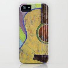 Sunrise Guitar Slim Case iPhone (5, 5s)