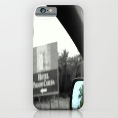 Paradise in the Rearview iPhone 6s Slim Case