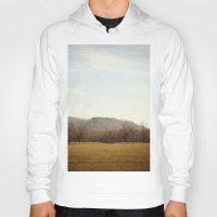kentucky Hoodies featuring Kentucky Hills by KimberosePhotography