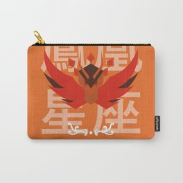 Saint of the Phoenix Carry-All Pouch