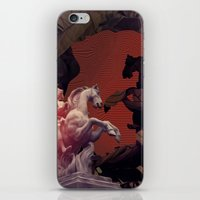 heroes iPhone & iPod Skins featuring Heroes by infloence