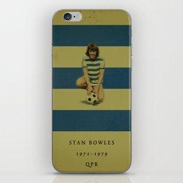 QPR - Bowles iPhone Skin