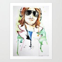 PeterG Art Print
