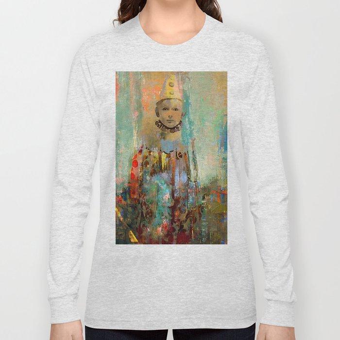 Le petit clown Long Sleeve T-shirt