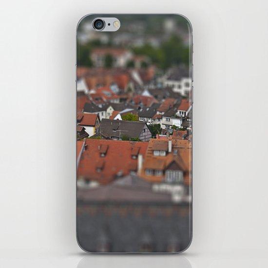 Plastic world iPhone & iPod Skin