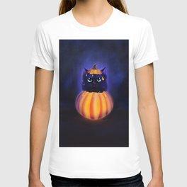 Spooky Kitten T-shirt