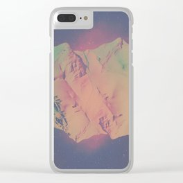 SUMMITS Clear iPhone Case