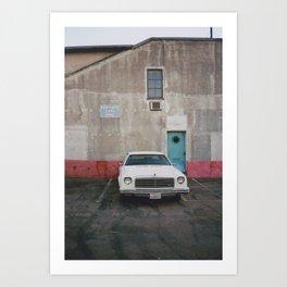 American Car Art Print