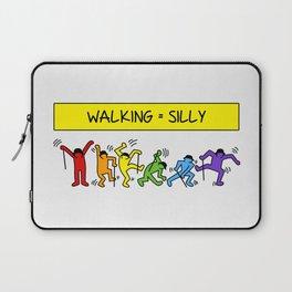 Pop Shop Silly Walks Laptop Sleeve