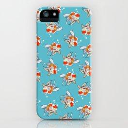 Life Goals iPhone Case
