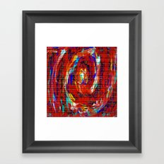 Vortex No.3 Framed Art Print