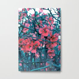 Floral abstract(61) Metal Print
