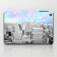 new york city iPad Cases featuring New York City. by 2sweet4words Designs