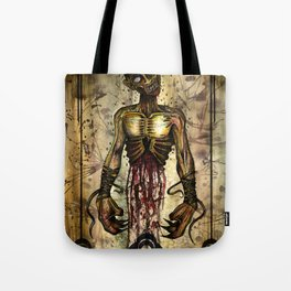 Gut Your Zombie Tote Bag
