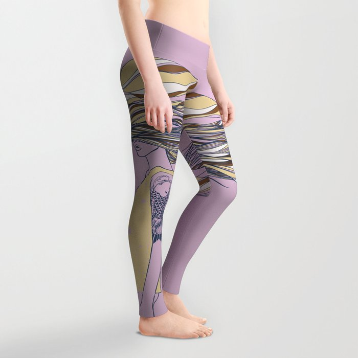 TRULY, DEEPLY IN LOVE Leggings