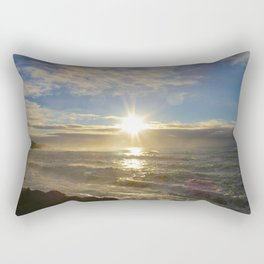 Storm Subsiding Rectangular Pillow