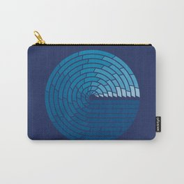 Almighty Ocean Carry-All Pouch