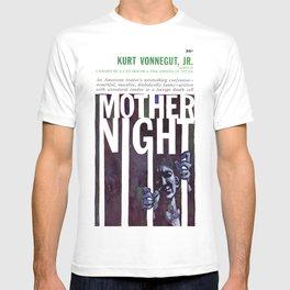 Vonnegut - Mother Night T-shirt