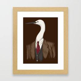Crane Clothier Co. (no text) Framed Art Print