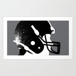 Black & White & Gray Series Art Print