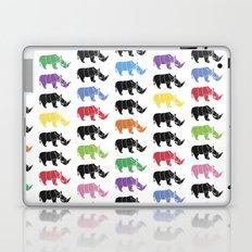 Rhino paper Laptop & iPad Skin