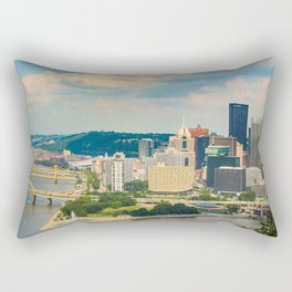 River Side Rectangular Pillow