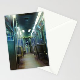 Ghost Train Stationery Cards