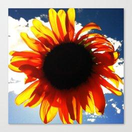 FLOWER 033 Canvas Print