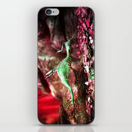 The Dragon of the Watermelon Red Sea iPhone Skin
