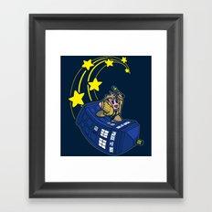 Dr. Kirby Framed Art Print