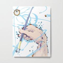 Inspiration Metal Print