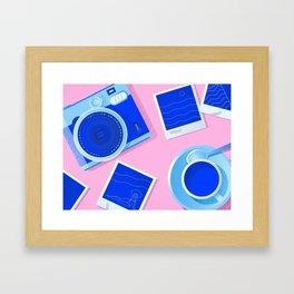 Hobby Framed Art Print