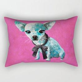 """FRESH DECADENCE"" Rectangular Pillow"