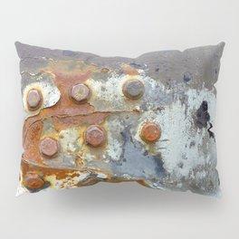 Rusty Bolts Pillow Sham