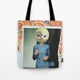 Fashionable Tweeter Tote Bag