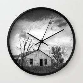 CO 54 Wall Clock