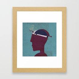 rollhead Framed Art Print
