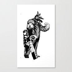 L3ader Canvas Print