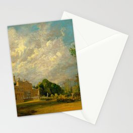 "John Constable ""Malvern Hall, Warwickshire"" Stationery Cards"