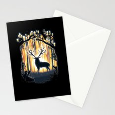 Master of the Forest Stationery Cards
