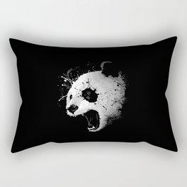 Splatter Panda Rectangular Pillow