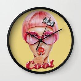 Cool Redux Wall Clock