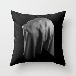 Shroud Throw Pillow